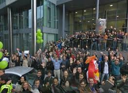 Google Office Dublin Google Street View Updates Dublin Images And The Employees Lend