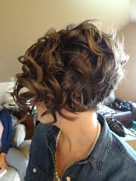 stacked in back brown curly hair pics 125 best haar images on pinterest hair cut hair care and curly hair