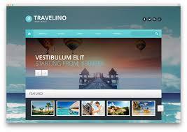 Travel agency website templates wordpress 50 best wordpress travel