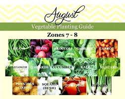 winter vegetable gardening zone 7 zone 7 planting schedule summer