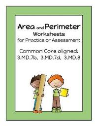 area clipart perimeter 3rd grade pencil and in color area