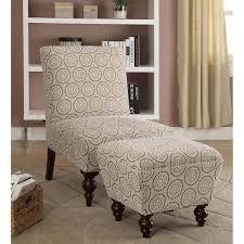 armless chair and ottoman set homepop armless accent chair ottoman set accent chairs