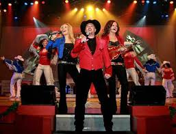 pigeon forge variety shows