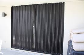 accordian blinds stylish 4 vertical blinds capitangeneral