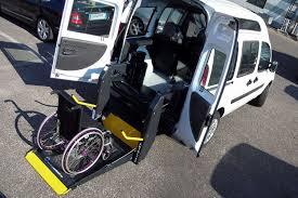 pedana per disabili dobl祺 usato trasporto disabili fiat doblo tetto alto auto
