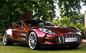 Aston Martin One 77 Interior Review Aston Martin One 77 Red U2013 Auto Otaku