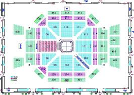 Mgm Grand Las Vegas Map by Mgm Grand Garden Arena Las Vegas Tickets Schedule Seating