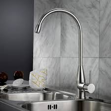 overstock faucets kitchen gooseneck kitchen faucet with pull out spray plus traditional wall