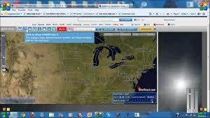 Chicago Weather Map by Weird Radar Circle On Weather Radar Youtube