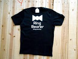 ring security wedding the 25 best ring bearer shirt ideas on ring security
