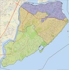 Staten Island Map Staten Island City Council Districts Jpg