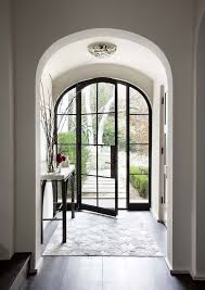 Steel Exterior Doors With Glass My Of Glass Front Doors Front Doors Arch And Doors