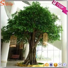 cheap big artificial banyan decorative tree large outdoor artificial