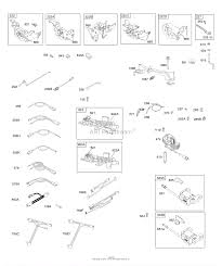 briggs and stratton 128m02 0007 f1 parts diagrams