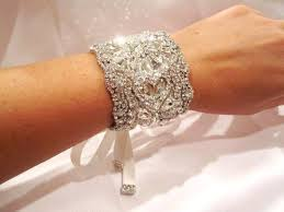 cuff bracelet styles images Bridal cuff bracelet wedding bracelet wedding jewelry antique jpg