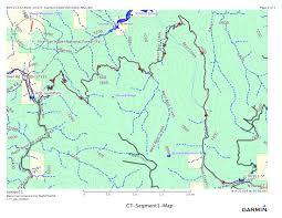 Colorado Trail Map by Segment 1 Indian Creek Single Speeding On The Colorado Trail