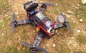 build log arris x speed 250 mini quad oscar liang