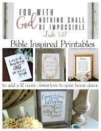 bible inspired printables to add a lil u0027 more jesus love to your