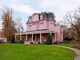 New Jersey House by 1892 Second Empire U2013 Plainfield Nj U2013 A Pink House For Me