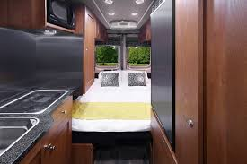 type b motorhome floor plans zion roadtrek