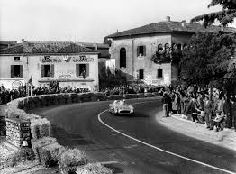 with moss in the mille miglia motor sport magazine archive