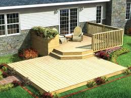 Diy Small Backyard by Backyard Ideas Small Backyard Decks Patios My Ideas Beautiful