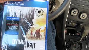 dying light ps4 game dying light ps4 unboxing dead island part 2 youtube