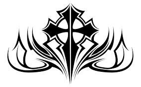 tribal cross 2 by mcam24 on deviantart