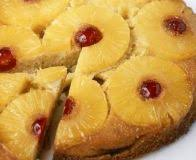 sticky upside down banana cake recipe bbc good food