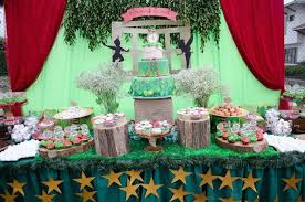 kara u0027s party ideas christmas in neverland themed party