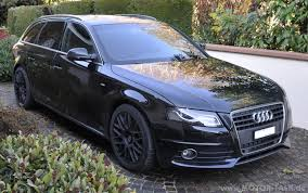 what is s line audi a4 s line