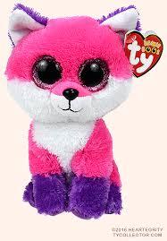 joey ty beanie boo fox