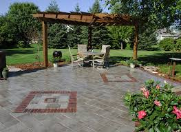 Patio Paver Designs Patios Milwaukee Brick Paver Patios Milwaukee Patio Paver