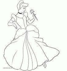 image princess cinderella coloring pages games beautiful disney
