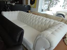 Chesterfield Style Sofa by Chesterfield