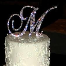 letter cake topper monogram cake toppers for weddings inspirational monogram cake