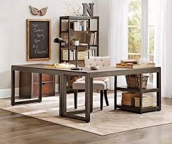 Writing Desks For Home Office Kameron Desk Industrial Desk Modern Desk Writing Desks