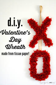 valentines day wreaths how to make a s day wreath