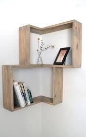 Wall Corner Shelves by 25 Best Corner Storage Ideas On Pinterest Diy Storage Small