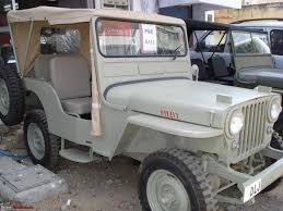 jeep j8 for sale a 1952 short chassis u0026 low bonnet willys jeep team bhp