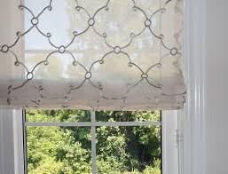 Fabric Roman Blinds Sheer Roman Blind Blinds Center