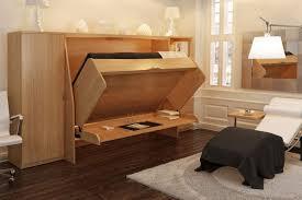 lit escamotable avec bureau enfin du mobilier escamotable multifonctionnel