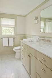 Install Beadboard Wainscoting Installing Beadboard Wainscoting Bathroom Contemporary With Sconce