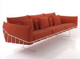 Herman Miller Sofas Wireframe Sofa 3 Seat 3d Model Herman Miller