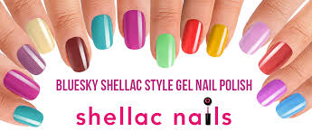 bluesky shellac shellac nails direct from u20ac9 per bottle