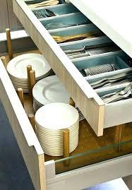 cuisine tiroir organiseur de tiroir cuisine separateur tiroir cuisine marvelous