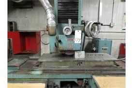 magnetic table for surface grinder tos model bph 320a surface grinder s n 182131 c w narex 12 x 39