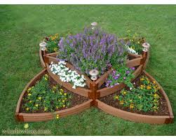 Vegetable Garden Bed Design by Multi Tiered Planter Boxes Multi Level Raised Planter Bed