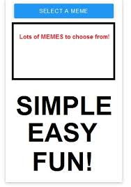 Simple Meme Creator - meme creator 2016 apk download free personalization app for