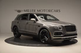 black bentley 2018 bentley bentayga black edition stock b1290 for sale near